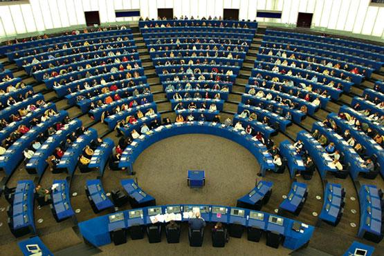 emiciclo parlamento europeo