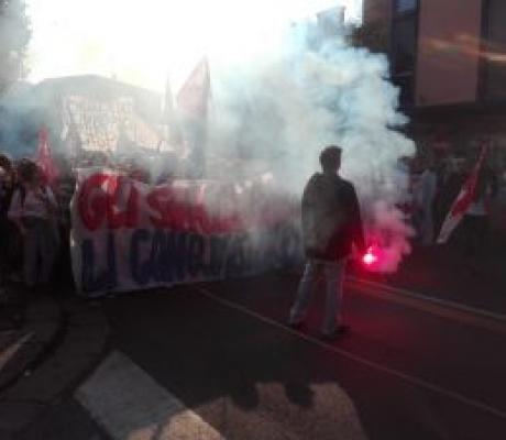 Gli studenti danno una scossa all'Italia: agitazioni e cortei da nord a sud