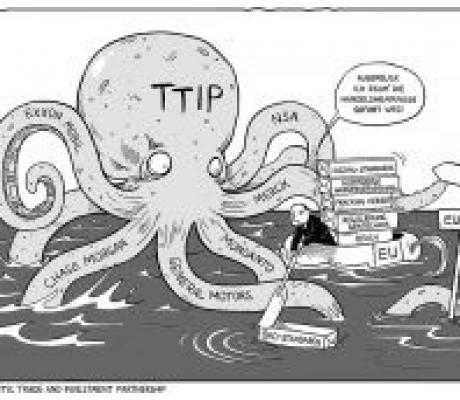 Stop TTIP: 3 milioni di firme in Europa contro il TTIP