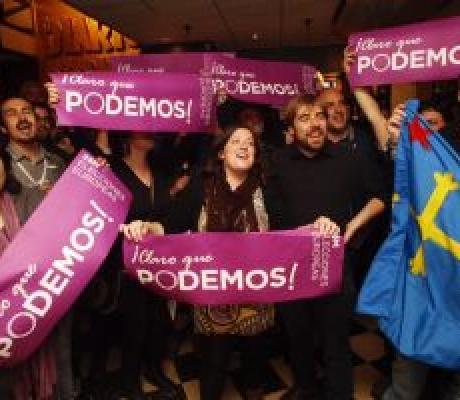 La strategia di Podemos dopo il successo del 24 maggio